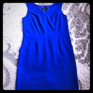 Dresses & Skirts - Royal Blue Sleeveless Dress